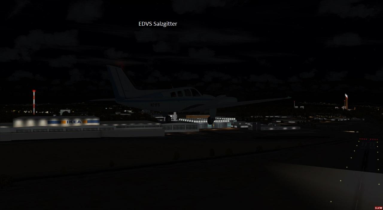 EDVS Salzgitter Nacht