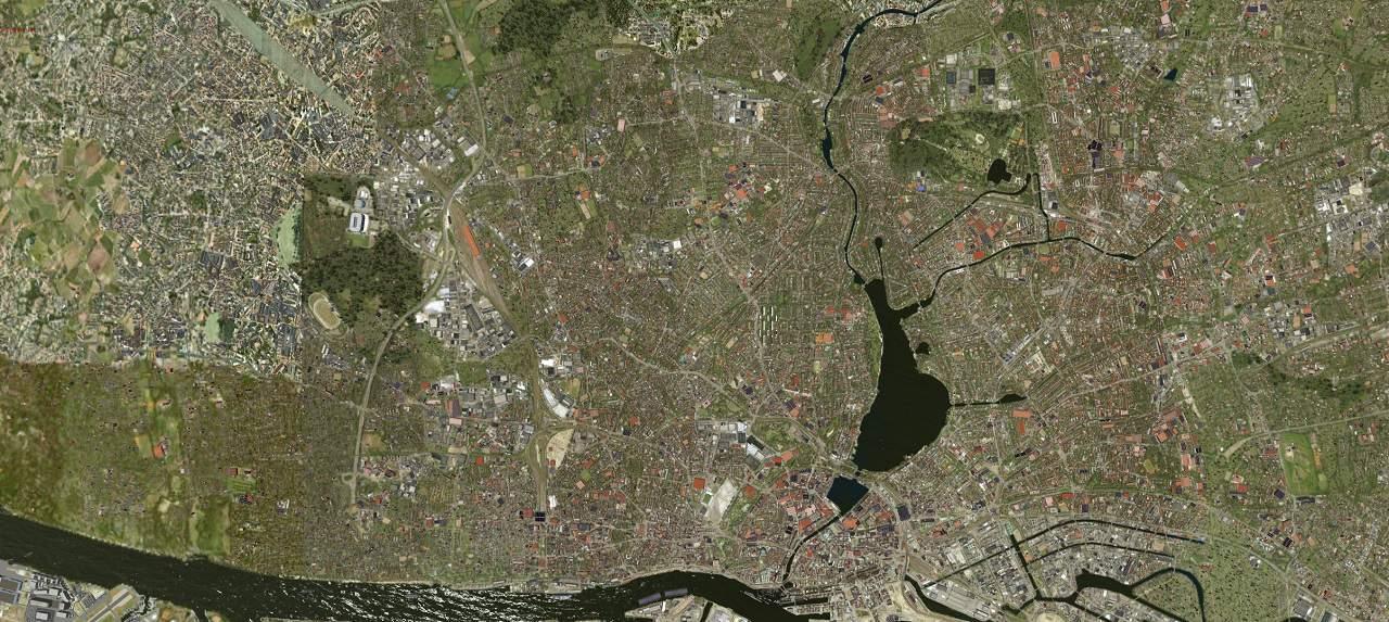 Wassermap Nord
