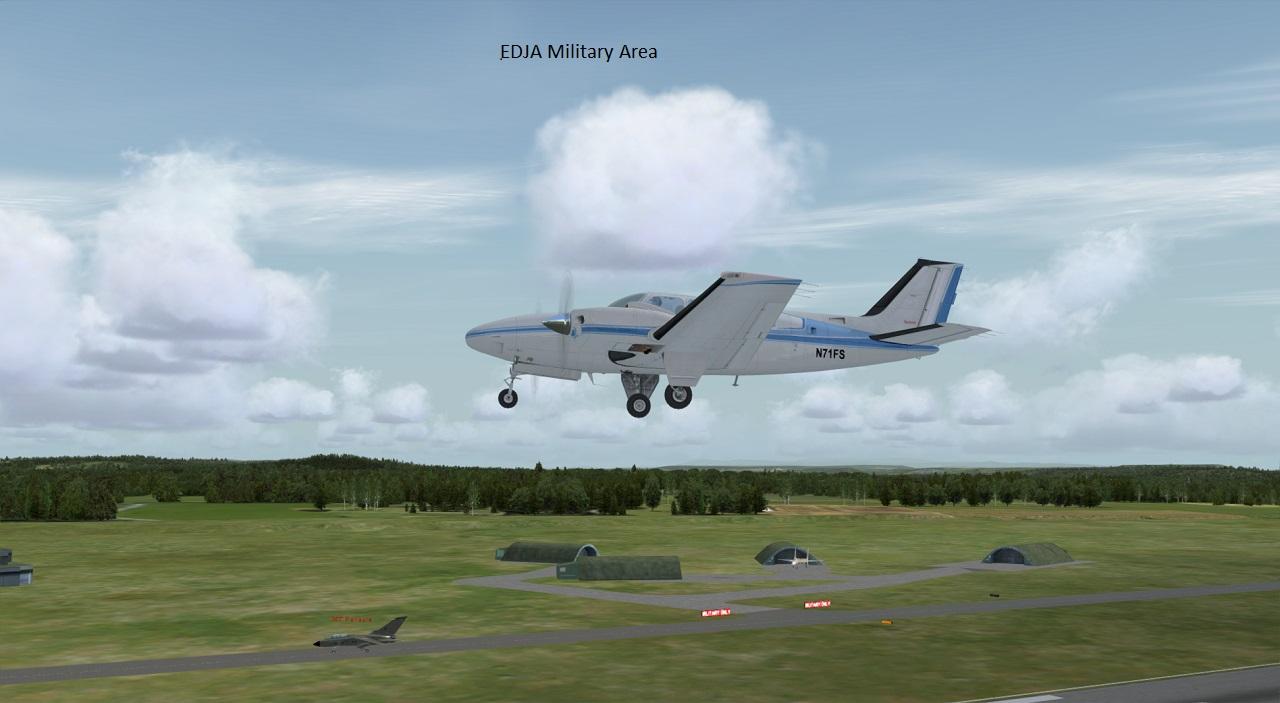 EDJA Military