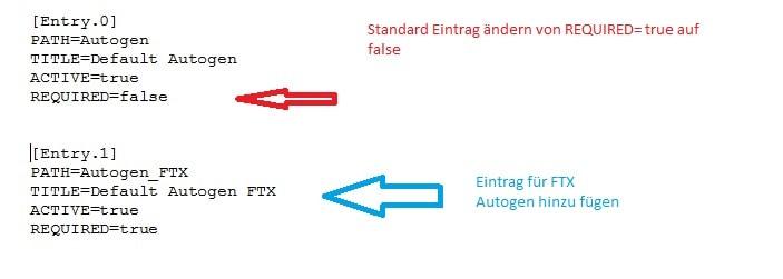 Autogencfg